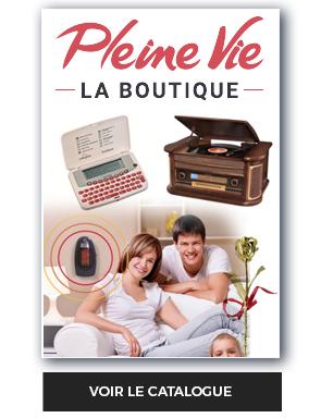 Catalogue PLEINE VIE