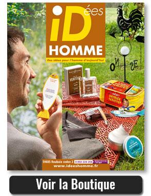 Catalogue IDées Homme