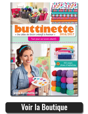 CATALOGUE  LOISIRS CREATIFS BUTTINETTE