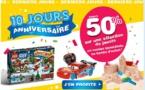 TOYS'R'US, 50% sur une sélection de jouets - Derniers Jours pour en profiter.