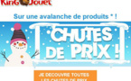 KING JOUET, Chute des prix sur les Jeux et Jouets !
