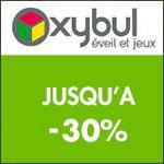 Oxybul : jusqu'à -30% sur des cadeaux de Noël !