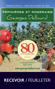 Catalogue Georges Delbard