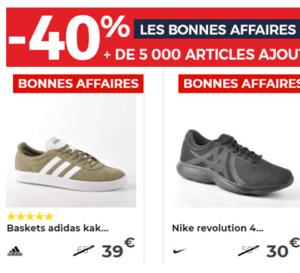 CHAUSS EXPO, Baskets, mocassins et chaussures pour Homme jusqu'à -40%