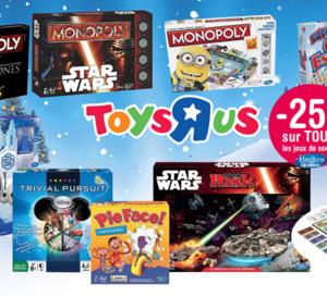 StarWars, Game of Thrones, Minions, Reine des Neiges.. les jeux de société au goût de Noël