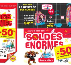 Préparez la rentrée scolaire avec votre catalogue Toys'R'us !