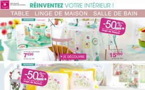 Linge de lit tags catalogues fr tous les catalogues mode grande taille maison d co loisirs - Catalogus francoise saget linge de maison ...