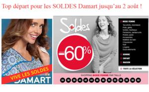 Soldes DAMART déjà 60% de réduction et + de 600 produits en SOLDES !