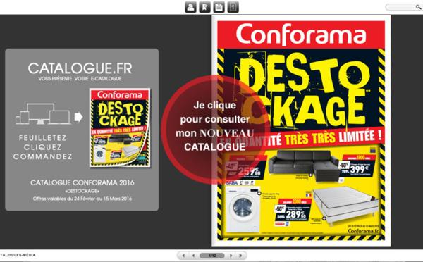 Vitrine magique catalogue en ligne for Comdemande de catalogue gratuit