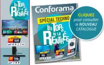 Électro et Multimédia à prix discount avec Conforama