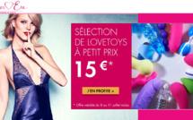Adam et Eve, Sélection de Lovetoys  à 15€ ! Pimentez vos soirées d'été !