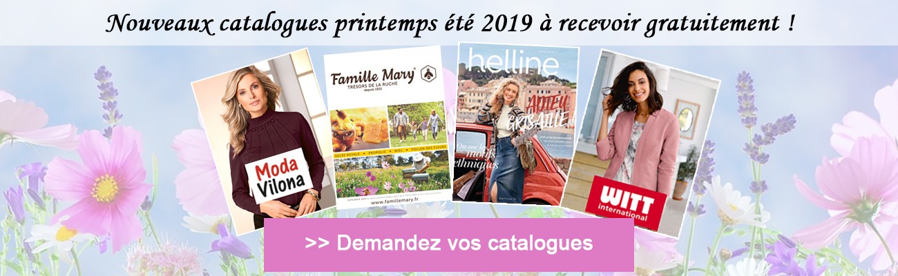 0856e326017d Recevez et Feuilletez tous vos Catalogues Gratuits - CATALOGUE.FR