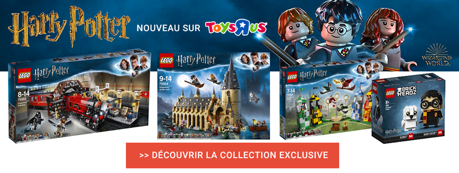 Harry Potter chez Toys'R'us